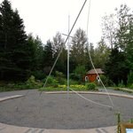 Un cadran solaire