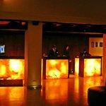 Front Desk w/backlit Onyx Panels