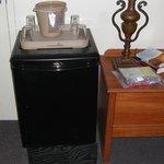 Room refrigerator