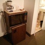 refrigerator/Microwave