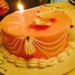 Custom Made Chocolate Raspberry Cake!