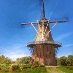 Windmill Island - De Zwaan Windmill (August 2014)