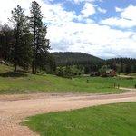 Road thru Ranch