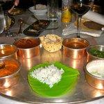Esphahan Speciality Thali