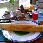Bellevue Indian Breakfast