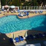piscina dell' Hotel