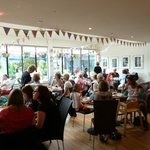 Afternoon Tea Party at Hayes Bakery Cafe