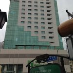 View from Zhongyang Street