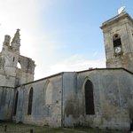 L'église de Saint Martin de Ré