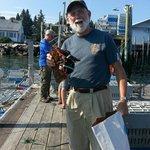 Freshest lobster ever - visit Stonington Lobster Co-Op on Deer Isle.
