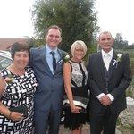 Monika & David's wedding