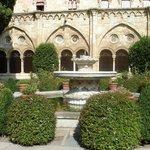 Кафедральный Собор Таррагоны внутрений дворик