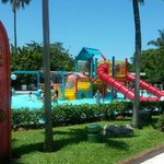 Really nice park. I paid 14 US dollars and around 7 for kids. I enjoyed this and highly suggest