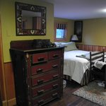 Bureau, Bed Alcove, Thoreau Cottage