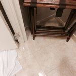Water under the door