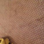 More dirty carpet