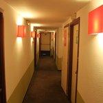 Corridoio Stanze albergo