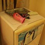 Nevera y secador