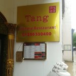 Tang Chinese Restaurant