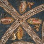basilica di s. miniato - affreschi
