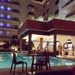 Bar bordo piscina