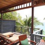 view hilltop villa