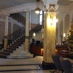 典雅的大廳