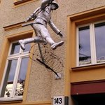 Gewölbekeller der Oswald-Berliner-Brauerei Brunnenstr. 143