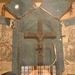 A shrine for condemned criminals