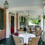 Al Fresco Porch Dining