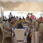 Restaurante de Playa