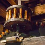 Grist Mill Reduction Gear