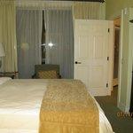 Two bedroom Villa master bedroom
