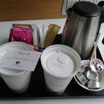 Hace un te? Cafe? ;-)