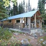 Honeymooner Cabin
