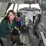 Cabine do Concorde
