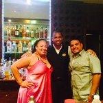 at bar with Ynocencio- All inclusive!