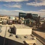 Vista al Strip de Las Vegas