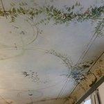 Beautiful ceiling fresco