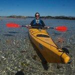 Kayaking Arisaig