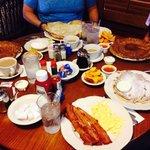 49ers, German Pancake, and Cottage Cheese Pancake