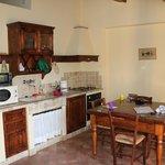 Appartamento Leccino 1° piano - cucina