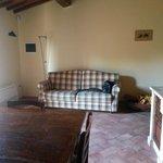 Appartamento Leccino 1° piano - cucina/soggiorno