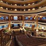 Westin Grand lobby