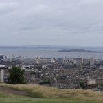 vista desde Calton Hill