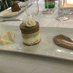 dessert menu dîner