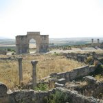 Volubilis - città romana