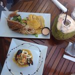 Mofungo & Red Snapper & CocoLoco