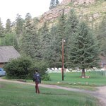 Our cabin (Ponderosa)