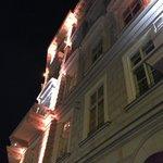 Hotelsfassade